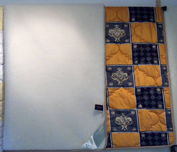 Демисезонные (летние) Шерстяные одеяла